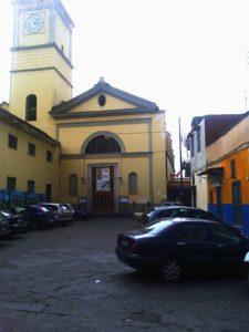 Chiesa di San Giovanni Battista a Marianella, Napoli