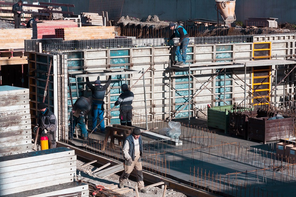 Cantiere edile, la sicurezza deve sempre esserci