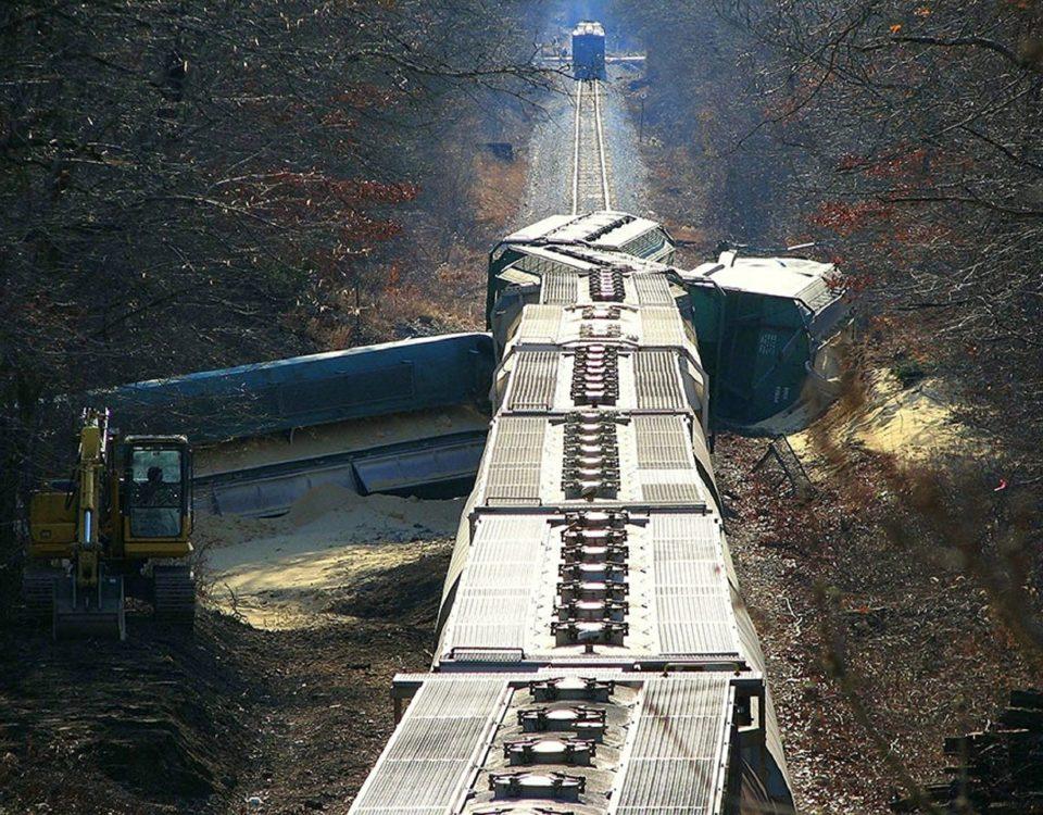 Incidente ferroviario nei pressi di Como