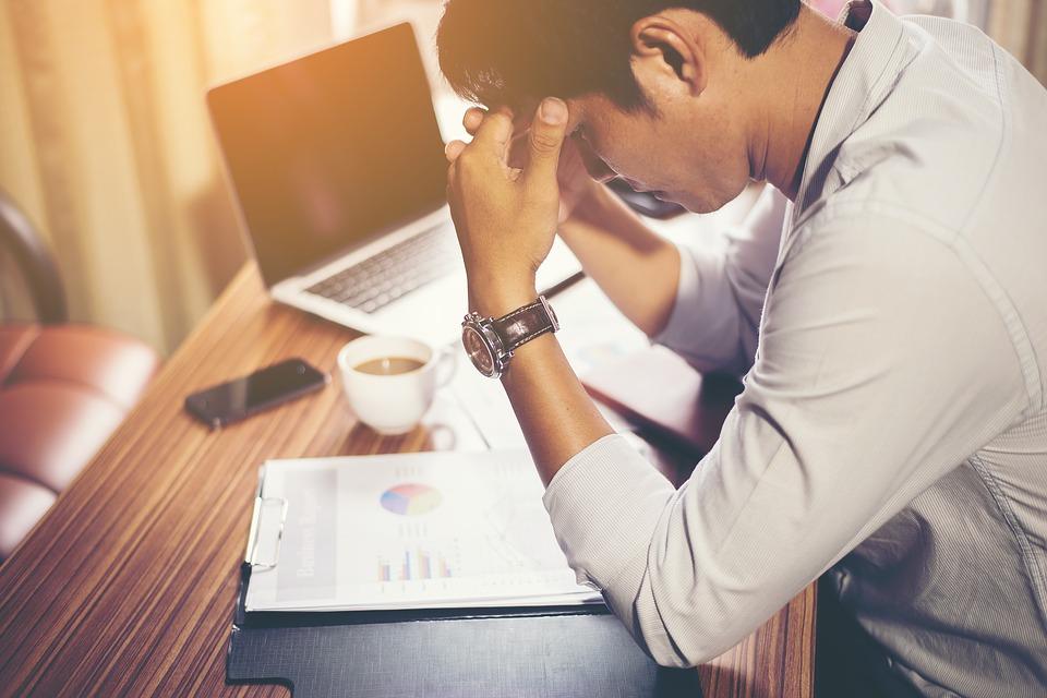 Depressione da lavoro