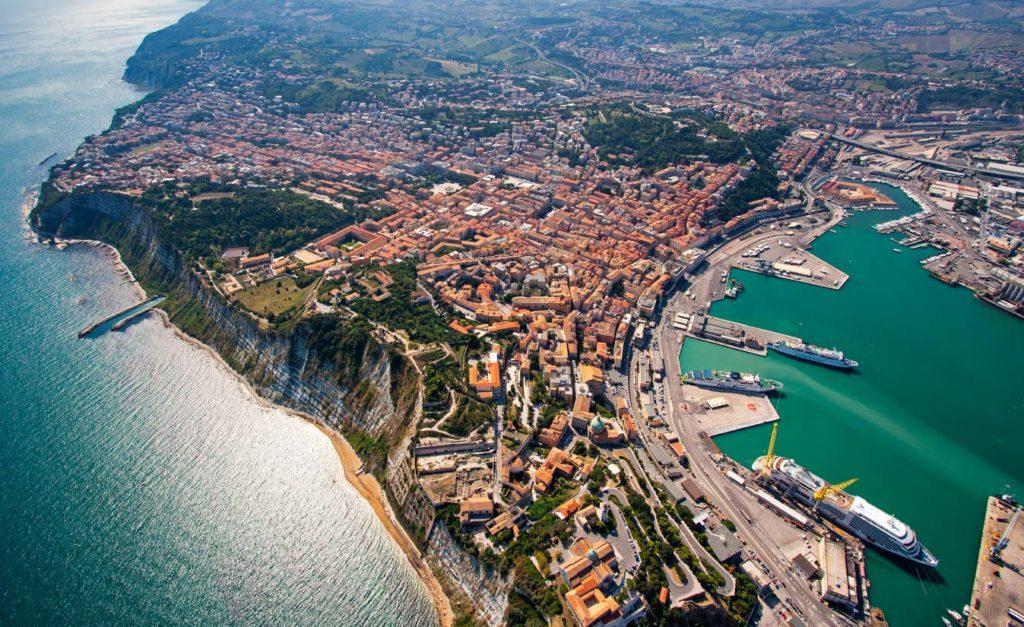 La città di Ancona