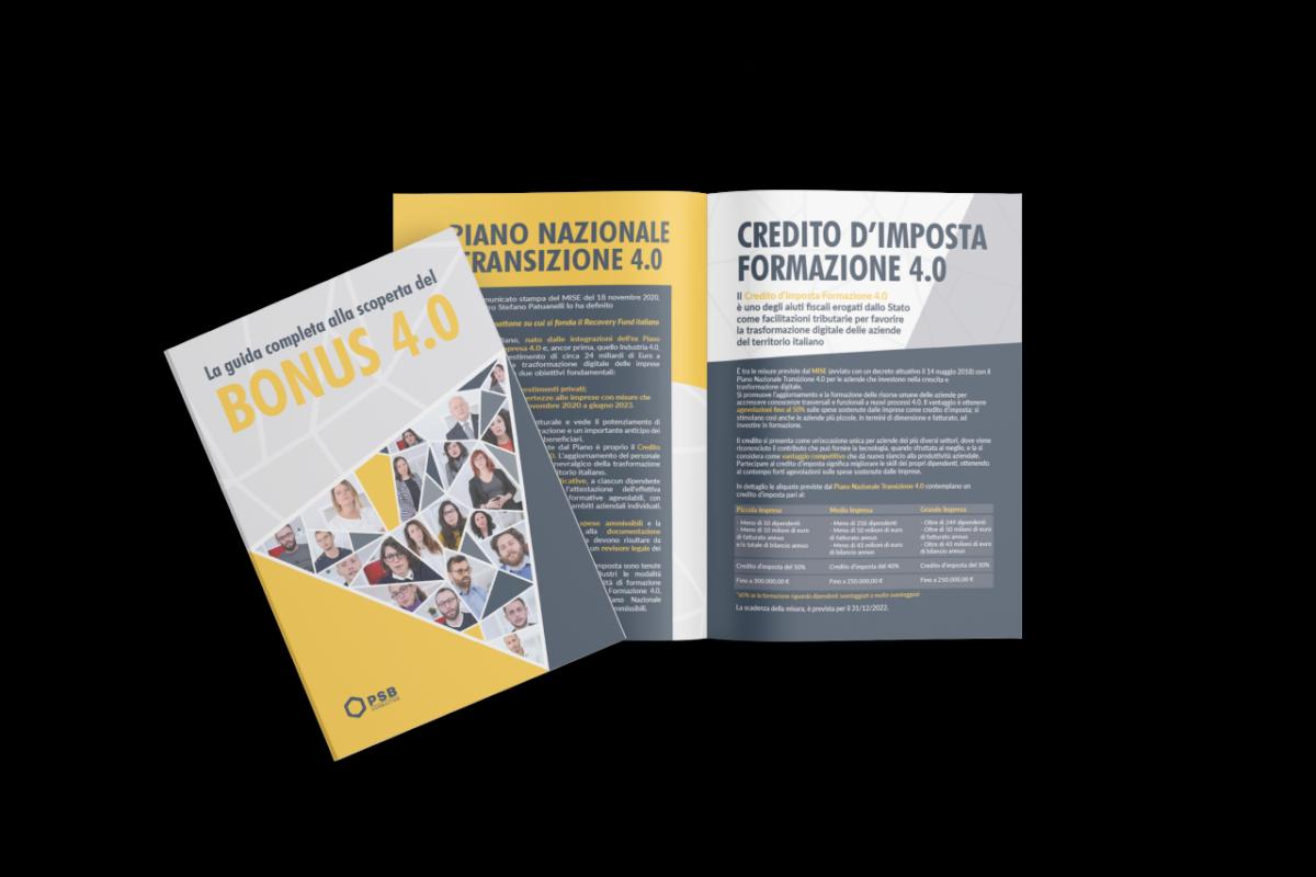 Guida Bonus 4.0